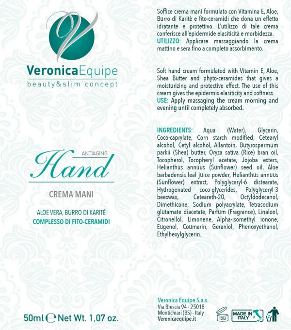 Veronica-Equipe-Prodotti-Etichetta-Antiaging-Crema-mani