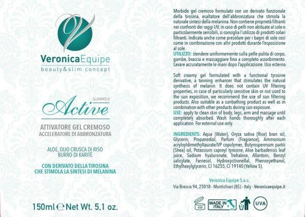 Veronica-Equipe-Prodotti-Etichetta-Attivatore-Solare-Gel